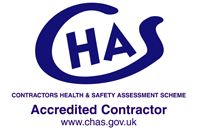 Chas Accredited Landscape Contractor Kent